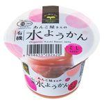 遠藤製餡 あんこ屋の有機水ようかん(こし)100g