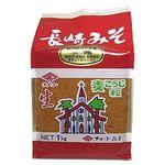チョーコー醤油 長崎みそ 麦こうじ粒 1kg