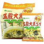 創健社 五穀大黒スープ(フリーズドライ) 8g×5個セット