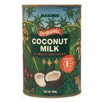 ミチコーポレーション マキシマス・オーガニック ココナッツミルク 400g