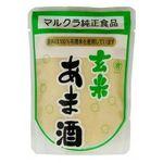 マルクラ 玄米あま酒〈有機米使用〉 250g
