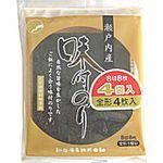 松谷海苔 瀬戸内産味付けのり 4袋入 8切8枚×4袋(全形4枚分)