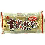 秋田白玉工業 玄米もち 270g(6個)