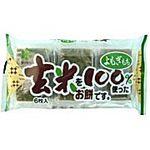 秋田白玉工業 玄米よもぎもち 270g(6個)
