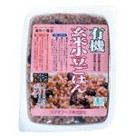 コジマフーズ 有機玄米小豆ごはん 160g