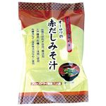 オーサワジャパン オーサワの赤だしみそ汁 1食分