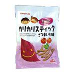太田油脂 MS カリカリスティック さつまいも味  60g