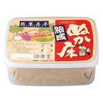 マルアイ 麹屋甚平熟成ぬか床(容器付) 1.2kg