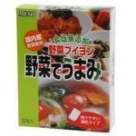 ムソー 野菜でうまみ〈食塩無添加〉 3.5g×6
