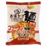 創健社 お湯かけ麺 コラーゲン味噌ラーメン  75g
