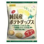 オーサワジャパン オーサワのポテトチップス うすしお 80g