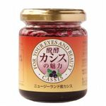 ジャフマック 醗酵カシスの魅力 130g