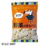 創健社 メイシーちゃん(TM)のおきにいり 野菜のせんべい 55g