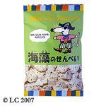 創健社 メイシーちゃん(TM)のおきにいり 海藻のせんべい 50g