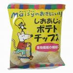 創健社 メイシーちゃん(TM)のおきにいり しおあじのポテトチップス 34g