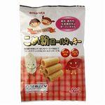 太田油脂 MSこめ粉ロールクッキー 10個