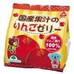 サンコー 国産果汁のりんごゼリー 22g×7