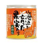 いのうえ果樹園 海辺で育った果実たち(不知火(しらぬい)缶詰) 295g