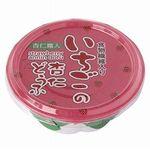 マルヤス食品 いちごの杏仁どうふ 105g