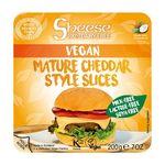 エディフィック スライスシーズ(植物性チーズ) 熟成チェダースタイル(冷蔵) 200g