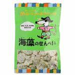 創健社 メイシーちゃん(TM)のおきにいり 海藻のせんべい 43g