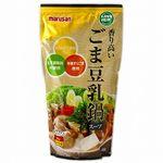 マルサンアイ ごま豆乳鍋スープ 600g