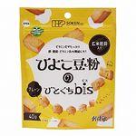 創健社 ひよこ豆粉のひとくちbis(プレーン) 40g