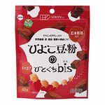 創健社 ひよこ豆粉のひとくちbis(キャロブ) 40g