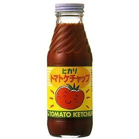 ヒカリ トマトケチャップ 400g