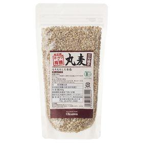 オーサワジャパン オーサワの有機丸麦(三分搗き) 250g
