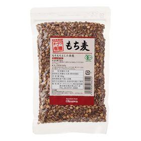 オーサワジャパン オーサワの有機もち麦 150g