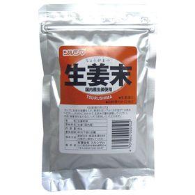 ツルシマ 生姜末 40g