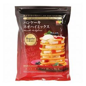 創健社 パンケーキ ネオハイミックス 砂糖使用(レギュラー) 400g