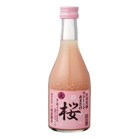 三崎屋醸造 ストレート 桜あまざけ 310g