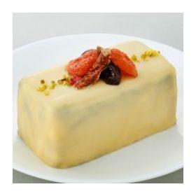 八ヶ岳ナチュレパティスリー フルーツケーキ ブランデー風味 550g(4cm×7cm×H5cm) (冷凍直送)