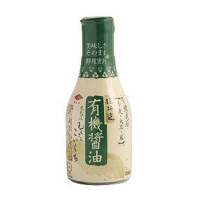 丸島醤油 純正醤油こいくち(デラミボトル) 200ml