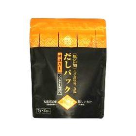 ムソー 無添加・だしパック(精進だし)[黄] 7g×8