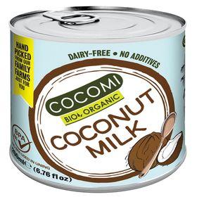 ミトク ココミ オーガニックココナッツミルク 200ml