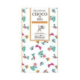 アルマテラ ダーデン チョコっとビオ有機アガベチョコレートカカオ70% 6本入×2