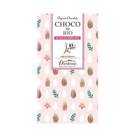 アルマテラ ダーデン チョコっとビオ 有機ココシュガーチョコレートアーモンドミルク 6本入×2