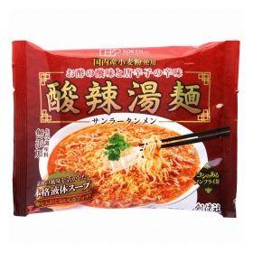 創健社 酸辣湯麺 (サンラータンメン) 111g