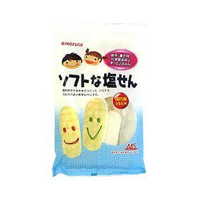 太田油脂 MS ソフトな塩せん 16枚(2枚X8袋)