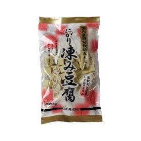 ムソー 国内産特別栽培大豆にがり凍み豆腐さいの目 50g