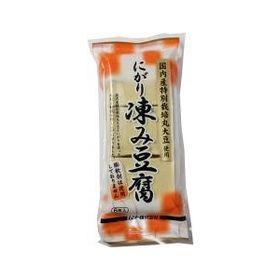 ムソー 国内産特別栽培大豆使用にがり凍み豆腐 6枚