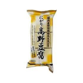 ムソー 国内産特別栽培大豆使用にがり高野豆腐 6枚