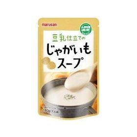 マルサン 豆乳仕立てのじゃがいもスープ 180g