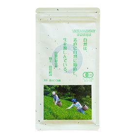 TAC21 有機煎茶(深蒸し茶) 80g