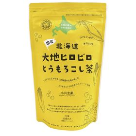 小川生薬 北海道大地ヒロビロとうもろこし茶 100g(5g×20)