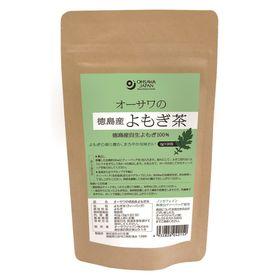 オーサワジャパン オーサワの徳島産よもぎ茶 40g(2g×20包)