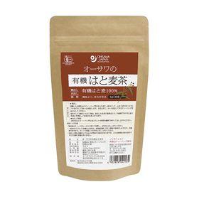 オーサワジャパン オーサワの有機はと麦茶 100g(5g×20包)